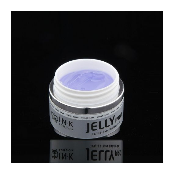 jelly violet clear 2 1